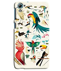Expert Deal Best Quality 3D Printed Hard Designer Back Cover For HTC Desire 826