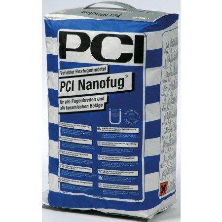 PCI NANOFUG, Silbergrau, 15 kg