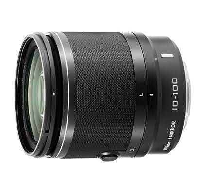 Nikon JVA705DA - Objetivo para Nikon (distancia focal fija 100 mm, enfoque automático, diámetro: 110 mm) negro