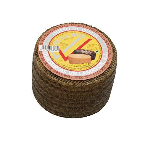 De La Huz Queso de Oveja Semicurado Pequeño - 1200 gr