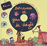 Berceuses et jeux de doigts (1 livre + 1 CD audio)
