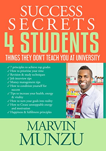 Success Secrets 4 Students by [Munzu, Marvin]