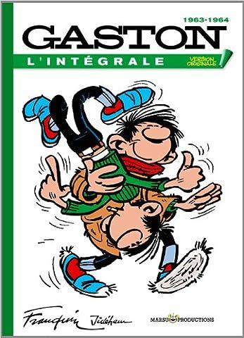 Gaston l'Intégrale Version Originale T 4 :