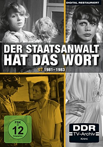 Box 7: 1981-1983 (DDR-TV-Archiv) (4 DVDs)