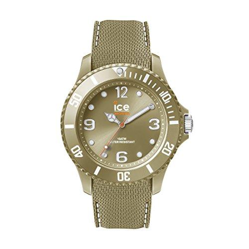 Ice-Watch - ICE sixty nine Khaki - Montre verte pour homme avec bracelet en silicone - 014554 (Large)