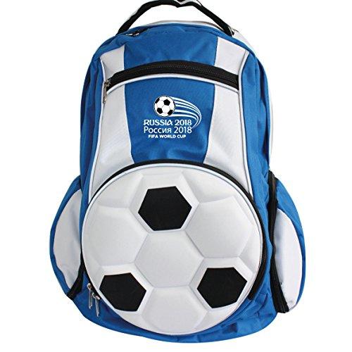 Diapolo Argentina Copa Mundial de Fútbol Profesional Función de Mochila Mochila Bolsa de Deporte