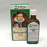 3 Flaschen Dr. Weindrich´s Kräuteröl 102