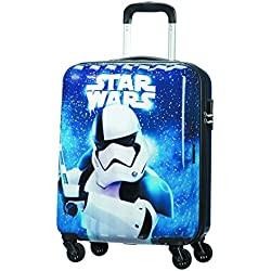 Disney Star Wars Legends Stormtrooper EP VIII, Spinner 55/20 Equipaje infantil, 55 cm, 36 liters, Varios colores (Stormtrooper Viii)