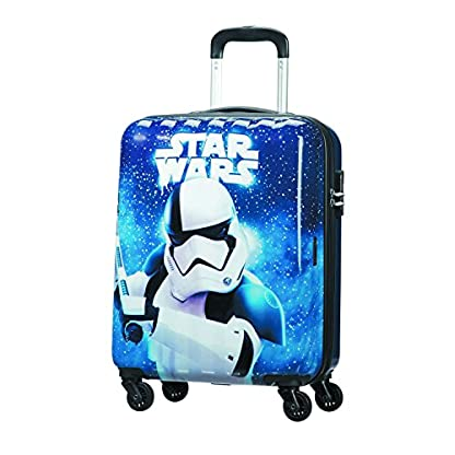 American tourister – Disney Star Wars Legends Stormtrooper EP VIII, Maleta Spinner 55/20, 55 cm, 36 L, 3.1 KG Multicolour (Stormtrooper Viii)