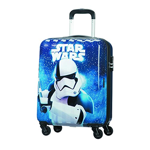 American tourister - Star Wars Legends Stormtrooper EP VIII, Spinner 65/24, 65 cm, 62.5 L, 4.4 KG Multicolour (Stormtrooper Viii)