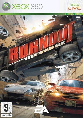 Burnout: Revenge (xbox 360)