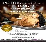 Penthouse HD Karte SCT Paket + Arabest-TV 9 Sender 12 Monate Viaccess Hotbird Neu
