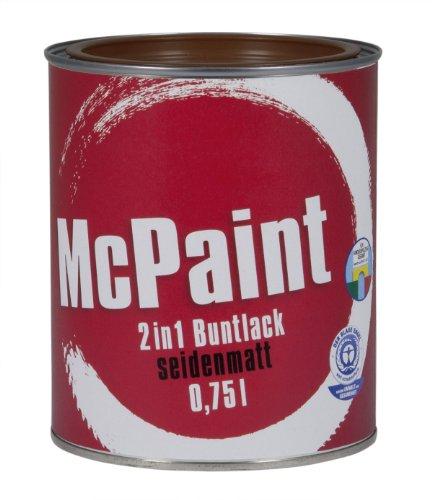 McPaint, Vernice colorata 2 in 1, 0,75
