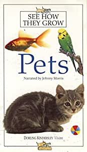 See How They Grow: Pets [VHS]: Johnny Morris: Amazon.co.uk ...