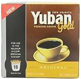 Yuban Gold Original K-Cup Packs - 18 count