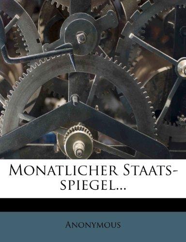 Monatlicher Staats-Spiegel