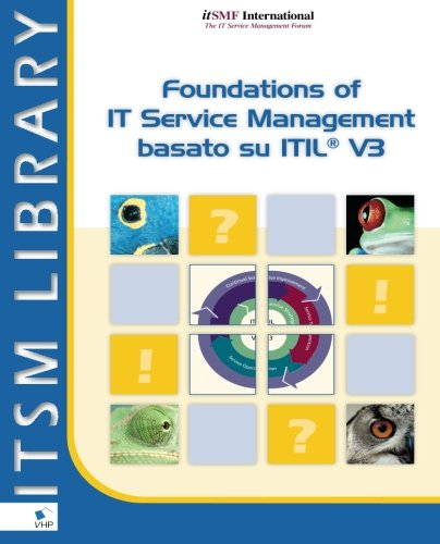 Foundations of IT Service Management: Basato su ITIL V3
