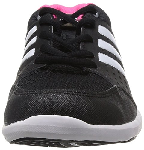 adidas Arianna III Damen Hallenschuhe Schwarz (Core Black / Core White / Solar Pink)