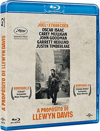 A Propósito De Llewyn Davis (Blu-Ray) (Import) Oscar Isaac; Carey Mulligan;