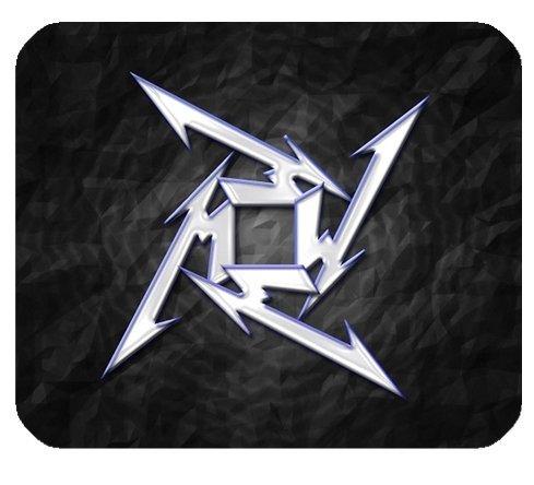 Preisvergleich Produktbild Metallica Mousepad Personalisierte Custom Mauspad Oblong Geformte in 25x 20cm Gaming Maus Pad/Matte