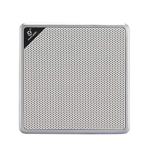 LRWEY Tragbarer Drahtloser Bluetooth HiFi Lautsprecher Superb HD Sound & Bass Stereo Outdoor für iPhone, Samsung usw.