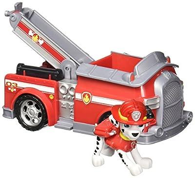 Nickelodeon, Paw Patrol - Rescue Marshall Vehicle - new modell por Paw Patrol