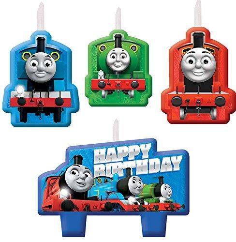 Thomas & Friends–Juego de velas