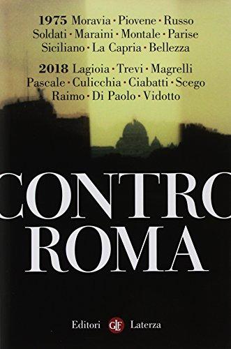 Contro Roma di Aa. Vv.