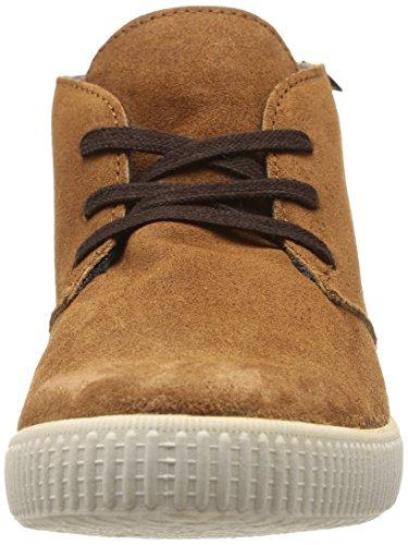 Victoria - Safari Serraje, Sneakers, unisex Marrone (Braun - Camel)