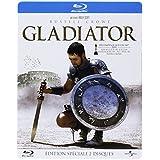 Gladiator - Limited Exklusiv Steelbook (inkl. Deutscher Ton / ohne Rating Logo) [2 Disc Blu-ray] FR-Import