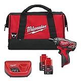 Best Milwaukee Cordless Drills - Milwaukee MILM12SET1D Cordless Drill Drivers Review