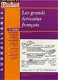 Les Grands Ecrivains français