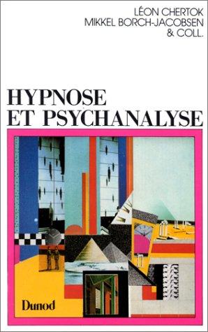 Hypnose et psychanalyse