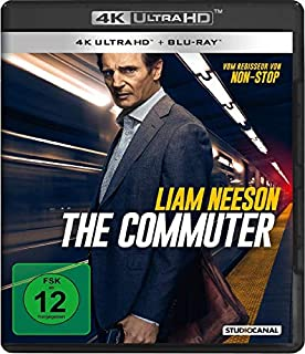 The Commuter (4K Ultra-HD) (+ Blu-ray)