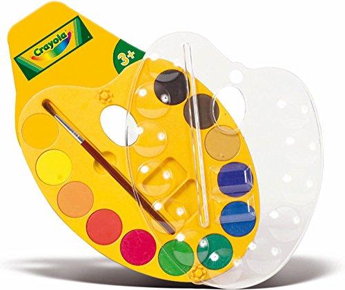 Crayola - tavolozza di colori