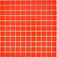 Suchergebnis Auf Amazonde Für Rot Glänzend Fliesen Baustoffe - Florentiner fliesen rot