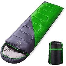 Saco Calentito de Dormir - Gran Confort/Acabado Perfecto/Soporta Húmeda Temperatura Baja (