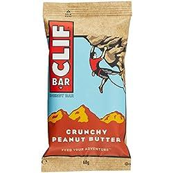 Clif Bar Energieriegel Crunchy Peanut Butter, 12er Pack (12 x 68 g)