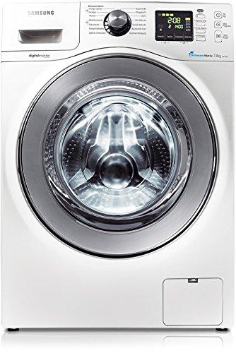 Samsung WF5784 Waschmaschine Frontlader / A+++ / A 1400 / UpM 7 kg / Schaum Aktiv Technologie / weiß