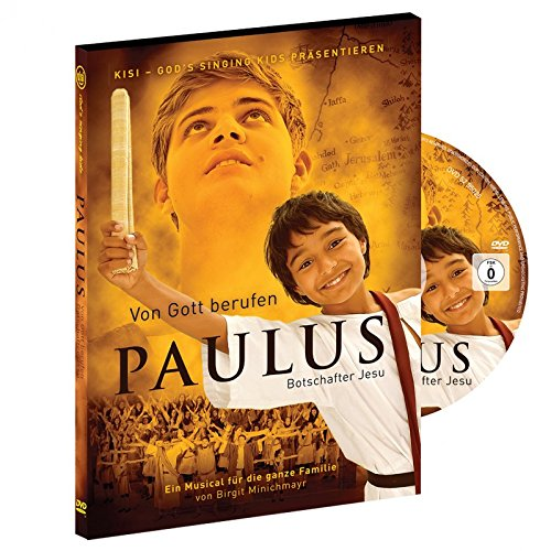 Paulus - Von Gott berufen, Botschafter Jesu (Musical) (DVD) KISI-KIDS