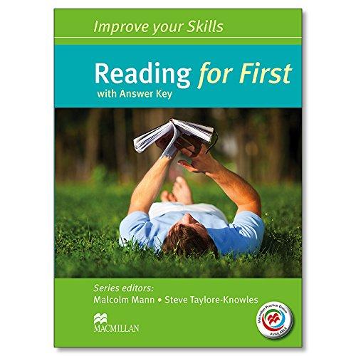 IMPROVE SKILLS FIRST Reading +Key MPO Pk por M MANN