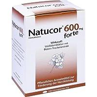 NATUCOR 600MG FORTE 100St Filmtabletten PZN:4165301 preisvergleich bei billige-tabletten.eu