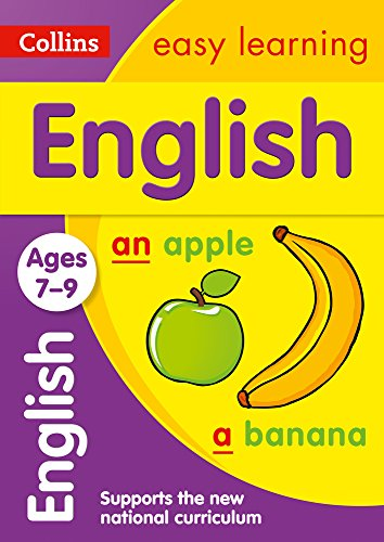 English Ages 7-9 (Collins Easy Learning KS2) par Collins Easy Learning
