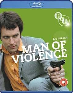 Man of Violence  (aka Moon) (Blu-ray) [Region Free]
