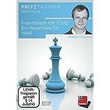 Französisch mit 3. Sd2: Ein Repertoire für Weiß: Interaktives Video-Schachtraining mit Fritztrainer