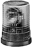 Hella 9EL 856 418-001 cristal difusor de luz giratoria de emergencia