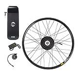 eBike75 02030201 Kit de Conversión a Bicicleta Eléctrica