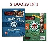 Hawkins Middle School Yearbook 1985 / Hawkins High School Yearbook 1985