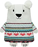 Aroma Home Lavender Polar Bear Microwaveable Knitted Hottie