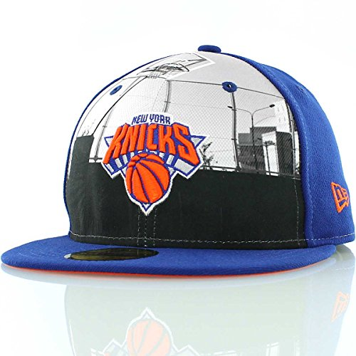 Casquette Ny Knicks Bleue